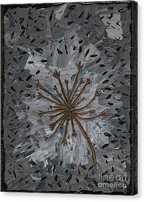 Isolation Vacuus Vos Canvas Print by Vicki Maheu