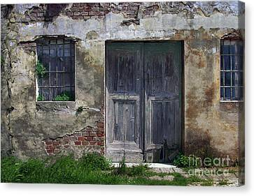 Italian Countryside Canvas Print by Marco Crupi