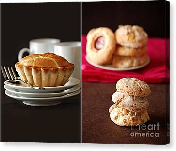 Italian Sweets Canvas Print by HD Connelly
