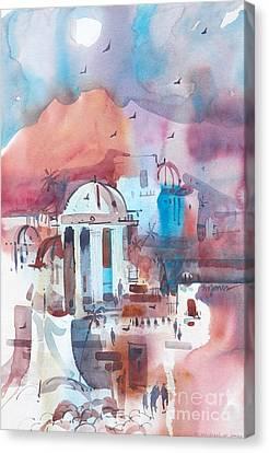 Italiana Canvas Print by Micheal Jones