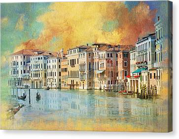 Italy 02 Canvas Print by Catf