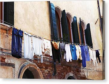 Italy Canvas Print by John Rizzuto
