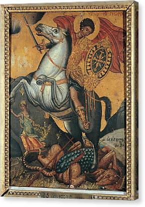 Russian Icon Canvas Print - Italy, Lombardy, Cremona, Civic Picture by Everett