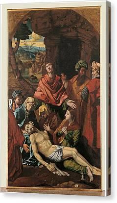 Italy, Trentino Alto Adige, Trento Canvas Print by Everett
