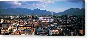 Italy, Tuscany, Lucca Canvas Print