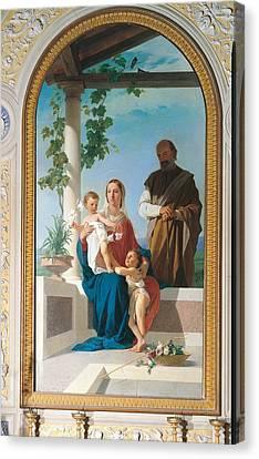 Italy, Umbria, Perugia, Spoleto Canvas Print by Everett