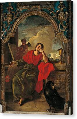 St John The Evangelist Canvas Print - Italy, Veneto, Venice, San Martino by Everett