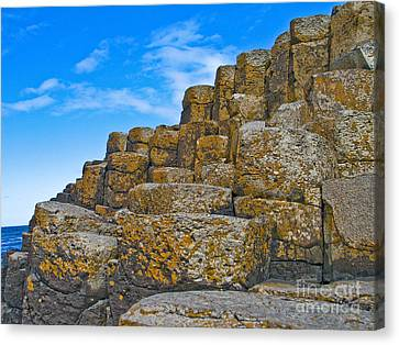 It's A Small Step For Giants Canvas Print by Brothers Beerens