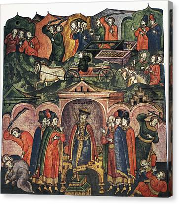 Ivan I (1288-1340) Canvas Print by Granger