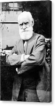 Ivan Pavlov Canvas Print by American Philosophical Society
