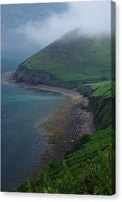 Canvas Print featuring the photograph Iveragh Peninsula by Ken Dietz