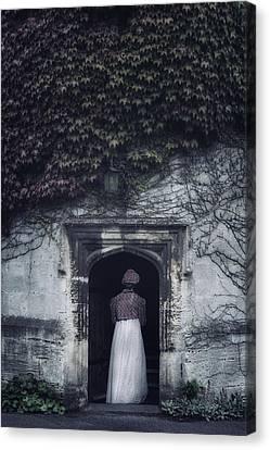 Ivy Tower Canvas Print by Joana Kruse