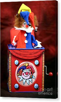 Jack In The Box Canvas Print by John Rizzuto