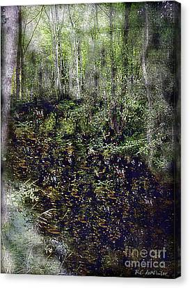 Jack Kell's Woods Canvas Print by RC DeWinter
