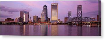 Jacksonville Fl Canvas Print by Panoramic Images