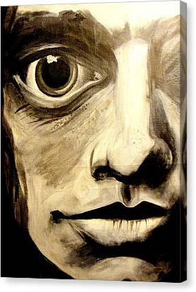 Jaco Canvas Print by Mlle Marquee