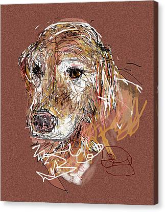 Jake Boy Canvas Print