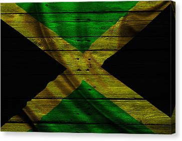 Jamaica Canvas Print by Joe Hamilton