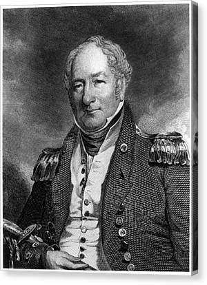 James Barron (1768-1851) Canvas Print by Granger
