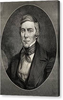 James Blythe Rogers Canvas Print by Universal History Archive/uig