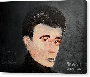 James Dean Canvas Print by Alys Caviness-Gober