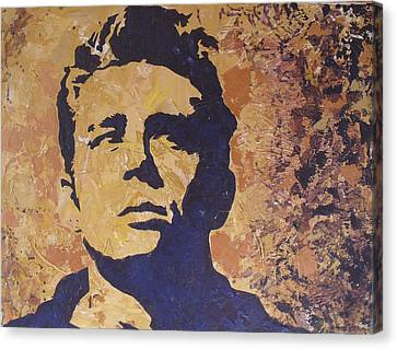 James Dean Canvas Print by David Shannon
