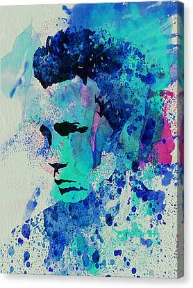 James Dean Canvas Print by Naxart Studio
