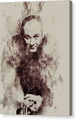 James Gandolfini Canvas Print