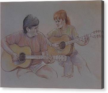 Jamin Canvas Print