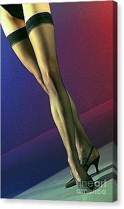 Jane Legs 1-1 Canvas Print by Gary Gingrich Galleries