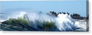 Jaquish Wave Canvas Print