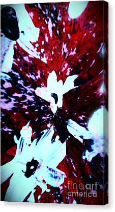Canvas Print featuring the painting Jasmine In My Mind  by Jacqueline McReynolds