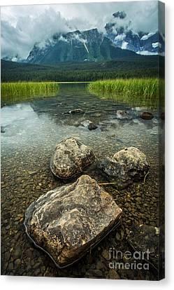 Jasper National Park Canvas Print by Edward Fielding