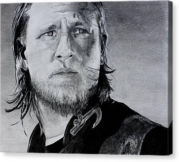 Jax Canvas Print