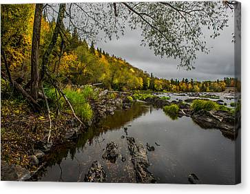 Jay Cooke State Park Canvas Print by Paul Freidlund