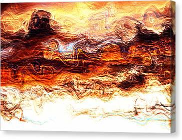 Jazz Canvas Print by Richard Thomas