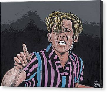 Jerry Lee Lewis  Canvas Print by Philip Appleyard