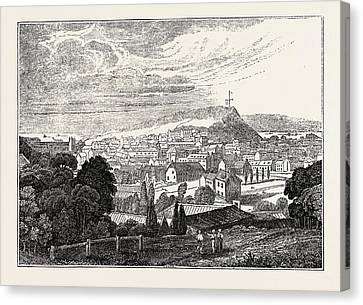 Jersey, St. Helier Canvas Print