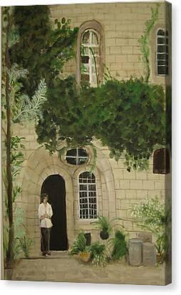 Jerusalem Canvas Print by Anavit Lavi
