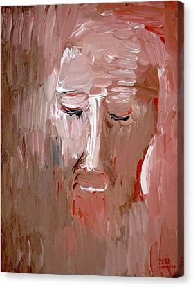 Jesus Christ Encounter 2014 Canvas Print