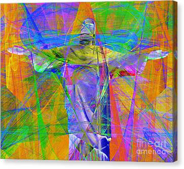 Jesus Christ Superstar 20130617 Horizontal Canvas Print by Wingsdomain Art and Photography