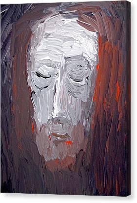 Veil Of Veronica 2014 Canvas Print
