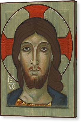 Jesus Icon Canvas Print by James Morris