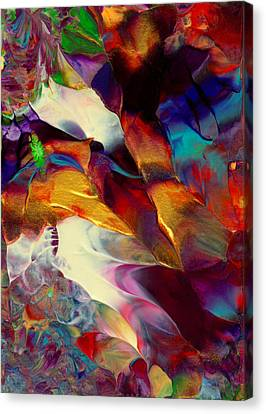 Jewel Island Canvas Print