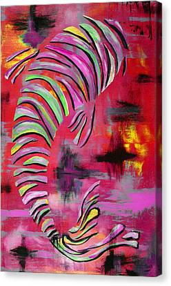 Jewel Of The Orient #3 Canvas Print