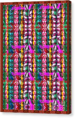 Beads Jewels Strings Fineart By Navinjoshi At Fineartamerica.com Unique Decorations Pod Gifts Source Canvas Print by Navin Joshi