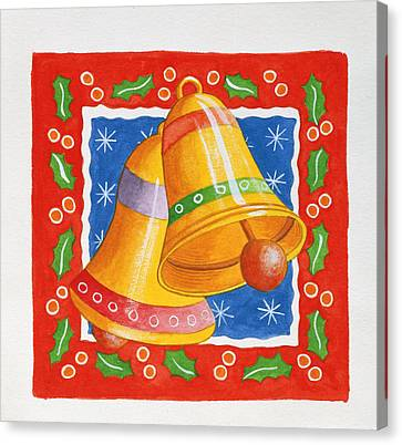 Jingle Bells Canvas Print by Tony Todd