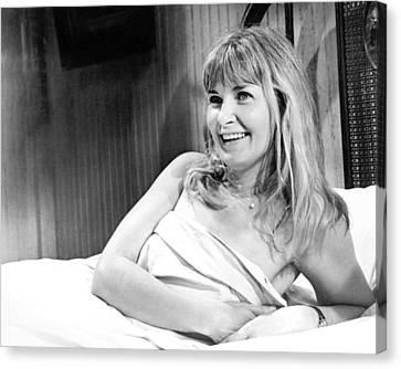 Joanne Woodward In Rachel, Rachel  Canvas Print by Silver Screen