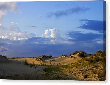 Jockey's Ridge State Park Canvas Print
