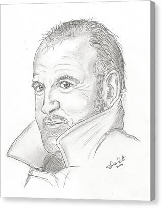 Steven White Canvas Print - Joe Cocker by Steven White
